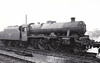 45699 GALATEA - Stanier LMS Jubilee Class 4-6-0 - built 04/36 by Crewe Works as LMS No.5699 - 05/48 to BR No.45699 - 11/64 withdrawn from 89A Shrewsbury, where seen.
