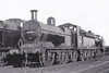 43351 - Johnson MR Class 3F 0-6-0 - built 11/1892 by Sharp Stewart & Co. as MR No.2074 - 1907 to MR No.3351, 07/51 to BR No.43351 - 12/55 withdrawn from 12A Carlisle Kingmoor - seen here at Derby, ex-works, 07/51.