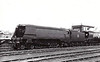 34033 CHARD - Bulleid SR Battle of Britain/West Country Class 4-6-2 - built 06/46 by Brighton Works as 21C133 - 01/49 to BR No.34033 - 12/65 withdrawn from 70D Eastleigh.