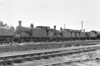 30029 - Drummond LSWR Class M7 0-4-4T - built 02/04 by Nine Elms Works as LSWR No.29 - 11/48 to BR No.30029 - 05/64 withdrawn from 70F Bournemouth - 30667 to the right on Eastleigh scrapline I suspect.
