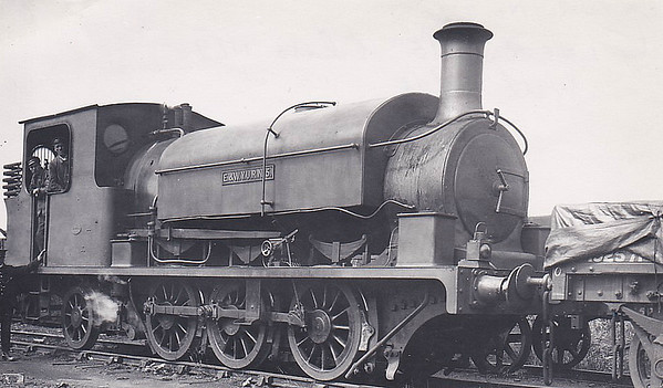 LOCOMOTIVES OF THE EAST & WEST YORKSHIRE UNION RAILWAY