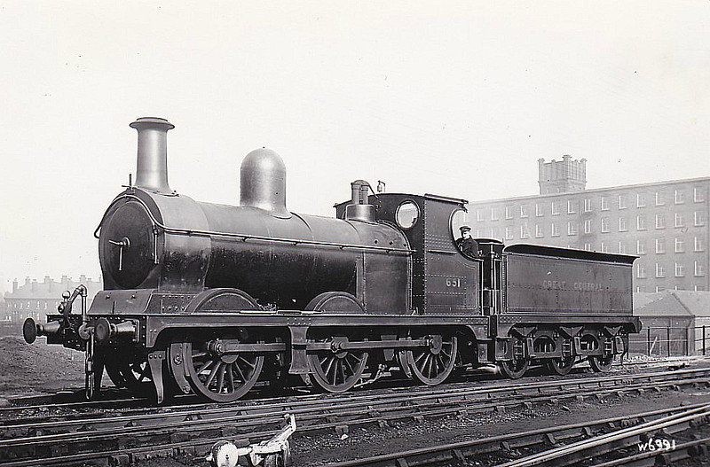 651 - Parker MSLR Class 9B LNER Class J9 0-6-0 - built 1891 by Neilson & Co. - 1924 to LNER No.5651 - 1031. withdrawn from Kipps MPD.