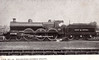 196 - Robison GCR Class 8C LNER Class B1 4-6-0 - built 01/04 by Beyer Peacock & Co. - 04/25 to LNER No.5196, 1943 reclassified to Class B18, 09/46 to LNER No.1480 - 12/47 withdrawn from Annesley MPD.
