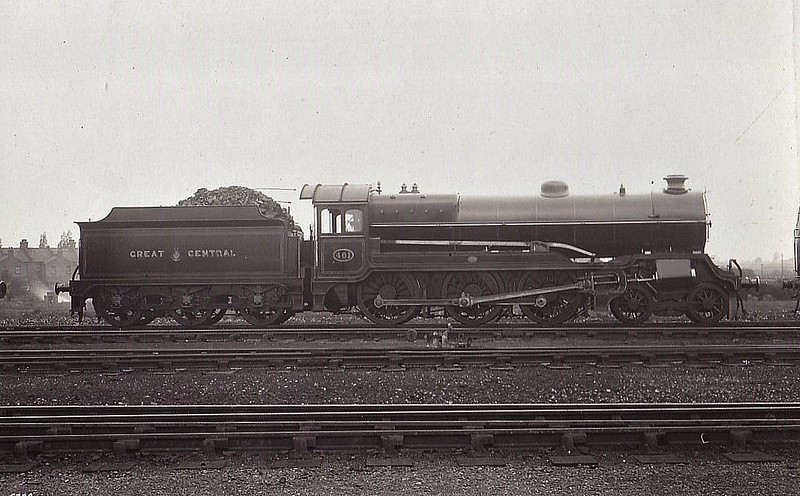 461 - Robinson GCR Class 9Q LNER Class B7 4-6-0 - built 11/21 by Vulcan Foundry Co. - 07/24 to LNER No.5461, 11/46 to LNER No.1369 - BR No.61369 not applied - 08/48 withdrawn from 9A Gorton.