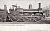 216 - Sacre MSLR Class 23 0-6-0 - built 1866 by Sharp Stewart & Co. - 1904 to Duplicate List as GCR No.216B - 1906 withdrawn.