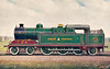 165 - Robinson GCR Class 9N LNER Class A5 4-6-2T - built 03/11 by Gorton Works - 10/24 to LNER No.5165, 03/46 to LNER No.9800, 03/49 to BR No.69800 - 08/59 withdrawn from 40E Colwick.