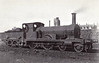 45A - Cowan GNSR Class K 4-4-0 - built 1866 by Neilson & Co. - to GNSR Duplicate List as No.45A - 1923 LNER No. not applied - 07/25 withdrawn from Kittybrewster MPD.