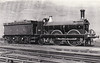 56 - Stirling GNR Series 18 0-4-2 - built 02/1870 by Doncaster Works, Works No.42 - 12/1883 rebuilt with larger boiler - withdrawn May 1909 from Colwick MPD - seen here at Nottingham Victoria.