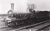90 - Stirling GNR 86 Series LNER Class E1 2-4-0 - built 11/1874 by Doncaster Works - 06/01 rebuilt with domed boiler - 11/22 withdrawn.