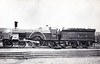 8 - Stirling GNR 4-2-2 - built 01/1871 by Doncaster Works, Works No.61 - 05/1891 reboilered - 08/07 withdrawn from Peterborough MPD - note infilled splasher slots.