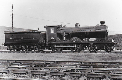 LOCOMOTIVES OF THE NORTH BRITISH RAILWAY