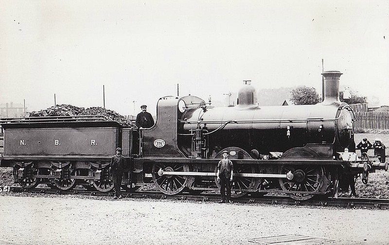 776 - Homes NBR Class C LNER Class J36 0-6-0 - built 01/00 by Cowlairs Works - 08/26 to LNER No.9776, 03/46 to LNER No.5328 - BR No.65328 not applied - 03/48 withdrawn from 62B Dundee Tay Bridge.