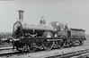 391 - Hurst NBR Class 382 2-4-0 - built 1866 by Neilson & Co. - 1901 to NBR No.1119 - 1913 withdrawn.