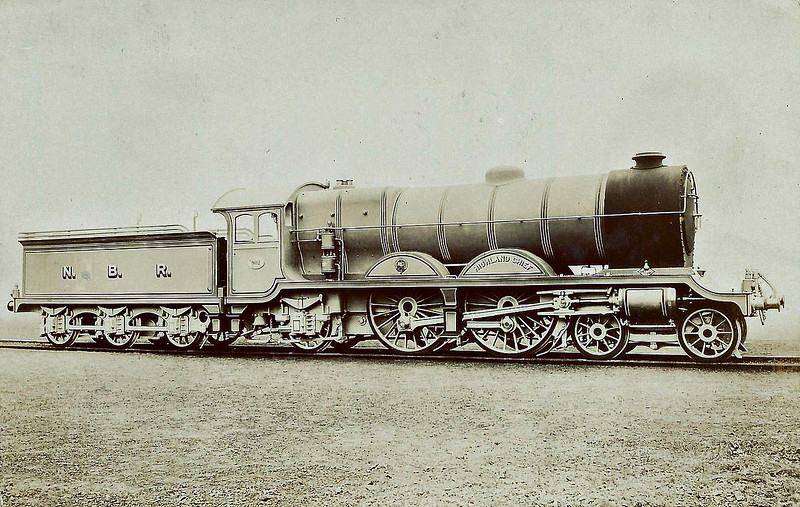 902 HIGHLAND CHIEF - Reid NBR Class H LNER Class C11 4-4-2 - built 07/11 by Robert Stephenson & Hawthorn Ltd - 1923 to LNER No.9902 - 11/23 rebuilt from Class C10 - 10/36 withdrawn.
