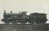 167 - Fletcher NER Class 901 LNER Class E1 2-4-0 - built 1876 by Gateshead Works - 1920 withdrawn.