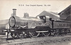 1506 - Tennant NER Class 1463 LNER Class E5 2-4-0 - built 1885 by Dsrlington Works - 1926 withdrawn.