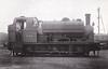 1358 - Fletcher Class 1350 0-6-0ST - built 1876 by R Hawthorn & Co. - 1912 withdrawn.
