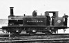 97 HONFLEUR - Stroudley Class E1 0-6-0T - built 10/1874 by Brighton Works - 1931 to SR No.2097, BR No.32097 not applied - 12/49 withdrawn from 70A Nine Elms.