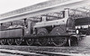 208 RICHMOND - Stroudley Richmond Class 0-4-2 - built 10/1878 by Brighton Works - 08/1897 to LBSCR No.508, 11/00 to LBSCR No.608 - 02/03 withdrawn.