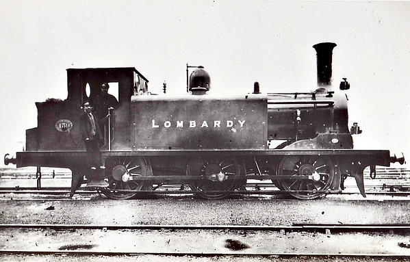 LOCOMOTIVES OF SOUTHERN RAILWAY CONSTITUENT COMPANIES