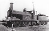 338 BEMBRIDGE - Stroudley LBSCR Class G 2-2-2 - built 11/1881 by Brighton Works - 07/08 withdrawn.