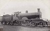 61 LADYSMITH - Billinton Class B4 4-4-0 - built 08/01 by Sharp Stewart & Co. - 1931 to SR No.2061 - 11/35 withdrawn.