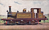 39 DENMARK - Stroudley Class A1 0-6-0T  - built 05/1878 by Brighton Works - 07/02 sold to contractors Pauling & Co. for £670 and used on construction of Great Central's Northolt - High Wycombe line - 1909 scrapped.