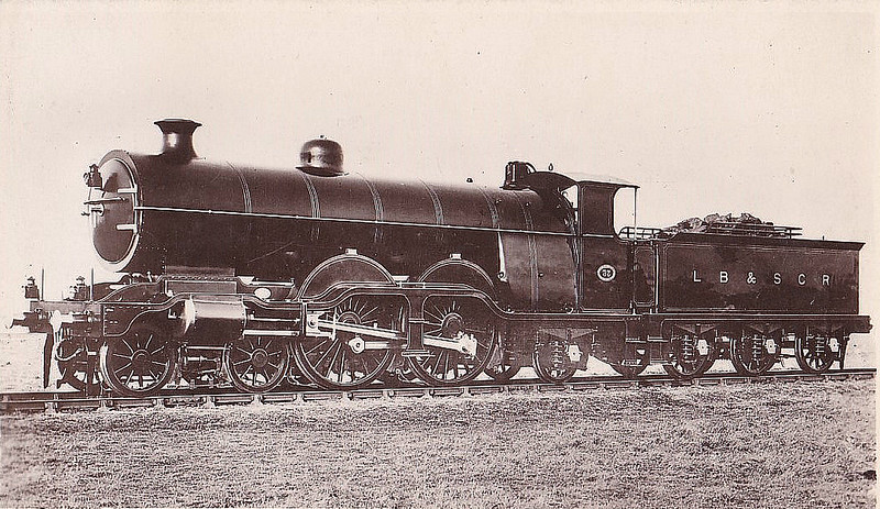 37 - Marsh LBSCR Class H1 4-4-2 - built 12/05 by Kitson & Co. - 03/26 named SELSEY BILL, 1931 to SR No.2037, 04/49 to BR No.32037 - 07/51 withdrawn from 73B Bricklayers Arms.