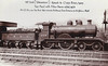 206 SMEATON - Billinton LBSCR Class B2 4-4-0 - built 04/1897 by Brighton Works - 01/09 rebuilt as Class B2X - 1931 to SR No.2206 - 03/33 withdrawn.