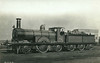 339 LONDON - Stroudley LBSCR Class G 2-2-2 - built 12/1881 by Brighton Works - 11/08 withdrawn.