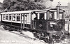 STEAM RAILMOTOR No.1 - built 08/05 by Beyer Peacock Ltd - used between Eastbourne and St Leonards - not successful - 11/19 withdrawn.