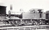 227 - Adams Class O2 0-4-4T - built 11/1894 by Eastleigh Works - 05/33 withdrawn.
