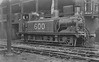 600 - Kirtley LCDR Class T 0-6-0T - built 12/1879 by Longhedge Works as LCDR No.141 - 1899 to SECR No.600 - 12/36 withdrawn, sold for industrial use - 1940 sold to Haydock Colliery, 09/58 scrapped.