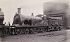104 - Stirling SER Class F 4-4-0 - built 1885 by Ashford Works - 11/26 withdrawn.