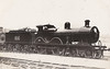 166 - Wainwright SECR Class E 4-4-0 - built 07/07 by Ashford Works - 1931 to SR No.1166, 06/48 to BR No.31166 - 05/55 withdrawn from 74D Tonbridge.