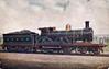 447 - Stirling SER Class B 4-4-0 - built 08/1898 by Neilson Reid & Co.  - 1911 rebuilt to Class B1 - 1931 to SR No.1447 - 08/33 withdrawn.