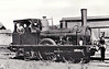 ISLE OF WIGHT CENTRAL RAILWAY - No.1 PIONEER - 2-2-2T - built 09/1861 by Slaughter & Gruning for the Cowes & Newport Railway - 1887 to IWCR as No.1 - 1901 withdrawn.