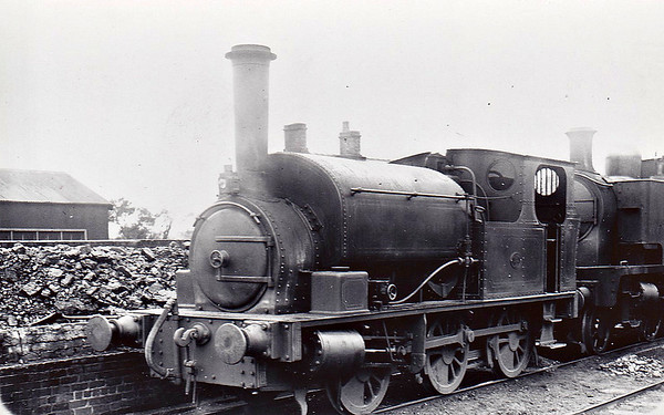 NEW CENTURY - 0-6-0ST - built 1900 by Hudswell Clarke & Co., Works No.559 - 1923 to LMS No.11301 - fate not known.