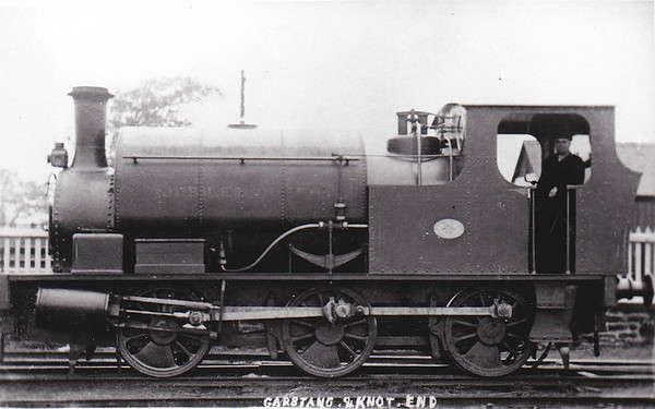 JUBILEE QUEEN - 0-6-0ST - built 1897 by Hudswell Clarke & Co. - 1923 to LMS No.11300 - fate not known.