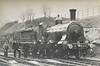 383 - Connor CR Class 288 2-4-0 - built 1866 by Dubs & Co., Works No.28 - also carried Nos.241 & 1249 - 1909 withdrawn.