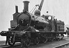 1187 - Brittain CR Class 179 4-4-0 - built 1882 by Dubs & Co. - 1914 to Duplicate List as No.1187 - LMS No.14106 not applied - 1924 withdrawn.