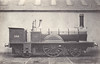 159 - James Stirling GSWR Class 159 2-2-2WT - built 1867 by Neilson & Co., Works No.1316 - 03/1878 to Duplicate List as No.R3 - 07/1882 presumed scrapped - this engine was built to work the Renfrew Branch but it is not known if it ever did, it's duties seeming to be confined to hauling the official inspection saloon.