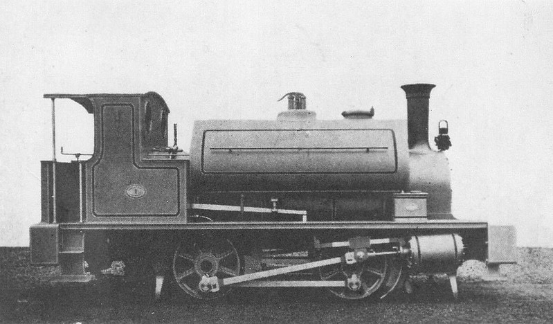1 - Glasgow & Paisley Railway 0-4-0ST - built 1887 by Neilson & Co., Works No.3616 - 1913 to GSWR, 1919 to GSWR No.736 (perhaps not applied) - LMS No.16050 not applied - 1924 withdrawn - shunter at Paisley Greenlaw Goods Depot.