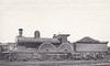 1226 - Aspinall LYR Class 1220 4-4-0 - built 1894 by Horwich Works - 1917 rebuilt - 1923 to LMS No.10171 - 1928 withdrawn.
