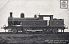 5 - Aspinall LYR Class 1008 2-4-2T - built 1898 by Horwich Works, Works No.611 - 1923 to LMS No.10822 - 1945 withdrawn.