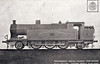 404 - Hoy LYR Class 202 2-6-2T - built 10/03 by Horwich Works, Works No.863 - 1920 withdrawn.