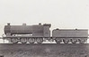 Class 30 - 1549 - Hughes LYR Class 30 0-8-0 - built 01/13 by Horwich Works - 1924 to LMS No.12843 - 12/36 withdrawn.