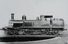 3072 - Ramsbottom LNWR 'Metropolitan Tank' Class 4-4-oT - built 1872 by Beyer Peacock & Co., Works No.1126, as LNWR No.2066 - 1885 to LNWR No.1956, 1892 rebuilt as 4-4-2T, to LNWR No.3072 - 1911 withdrawn.