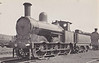 400 - Webb LNWR 'Cauliflower' Class 2F 0-6-0 - built 09/00 by Crewe Works - 1923 to LMS No.8541 - 01/34 withdrawn.