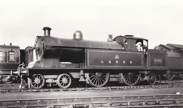 LOCOMOTIVES OF THE LONDON & NORTH WESTERN RAILWAY
